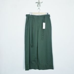 Vanilla Star Large Wide leg Ankle Crop pants NEW